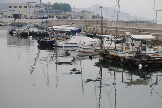 Honmura Fishing Village