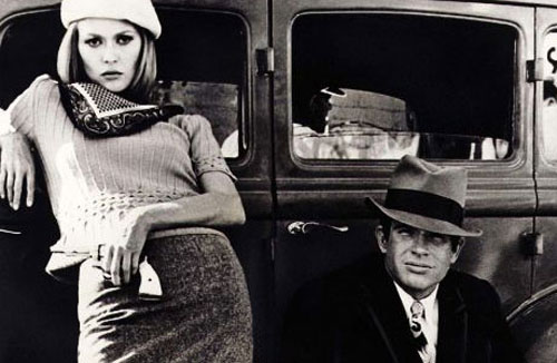 Bonnie and Clyde vintage fashion