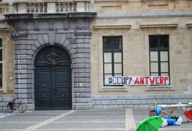 Occupy Antwerp