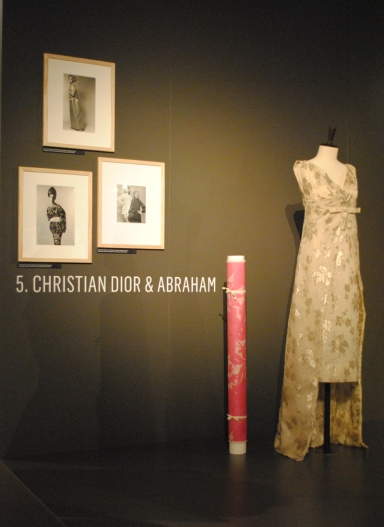 Dior exhibit Fashion Museum Antwerp