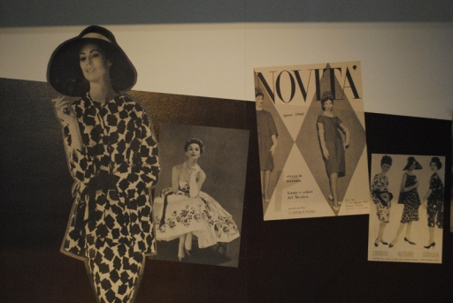 Scrapbooks at Fashion Museum Antwerp