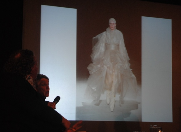 Dress of the Year reveal at Bath in Fashion
